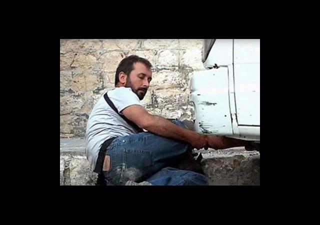 Türk Muhabir Halep'te Böyle Vuruldu