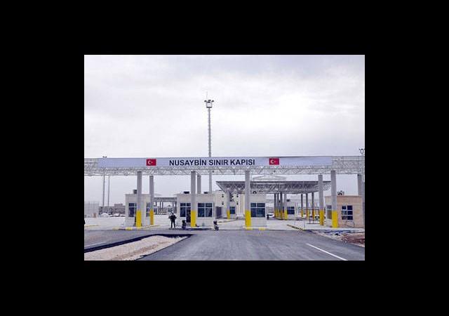 Suriye Karıştı Yeni Sınır Kapısı Atıl Kaldı