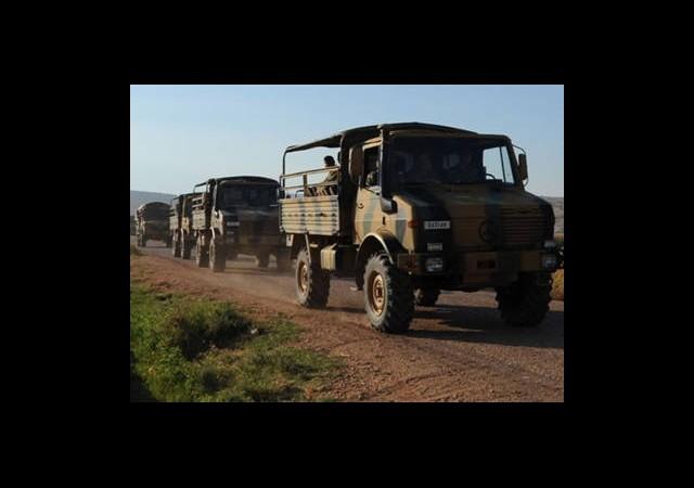 Suriye Sınırı'nda Çatışma: 18 Asker Yaralandı
