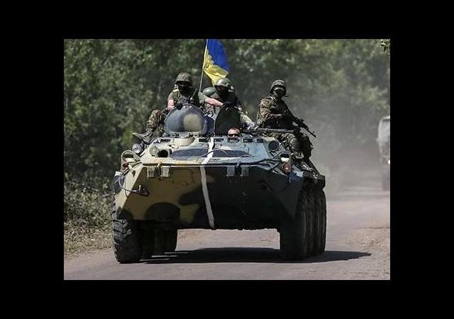 Ukrayna'daki çatışmalar o şehre yaradı