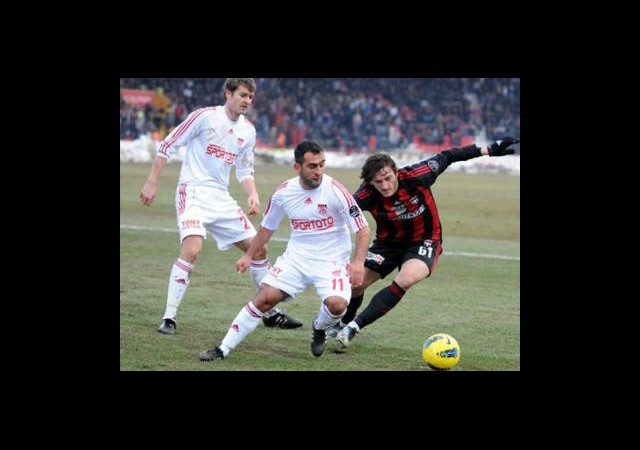 Gaziantepspor:0 Sivasspor:1