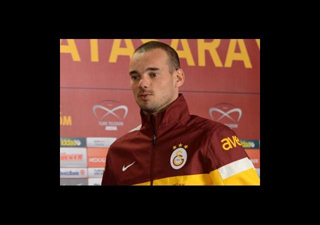 Wesley Sneijder'den Şaşırtan Cevap