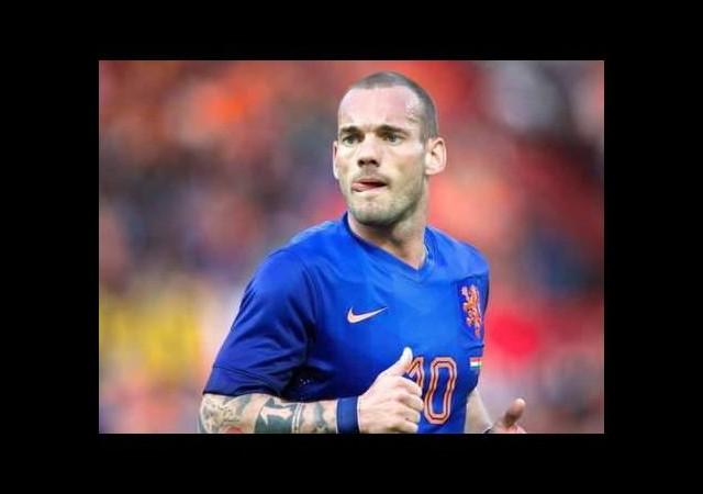 Sneijder: 'Lider hala benim'