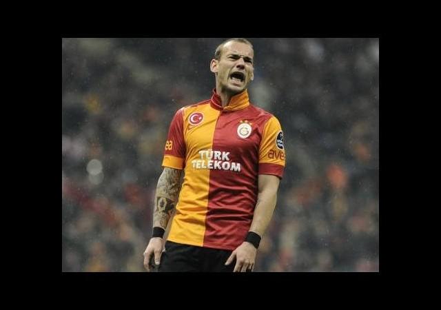 Sneijder krizi
