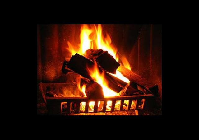 12 Saatlik 'Odun ve Ateş' Yayını