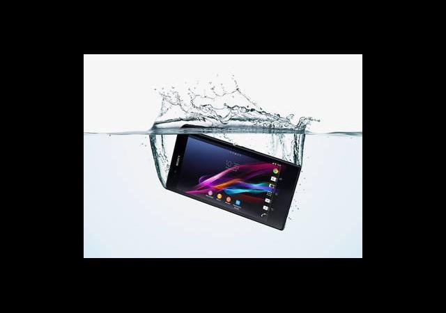 Sony'den Heyecan Verici Dev Bir Telefon: Xperia Z Ultra