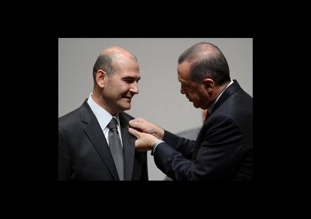 Süleyman Soylu AK Parti'de!