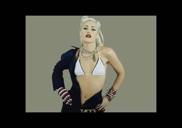 Gwen Stefani'den bebek partisi