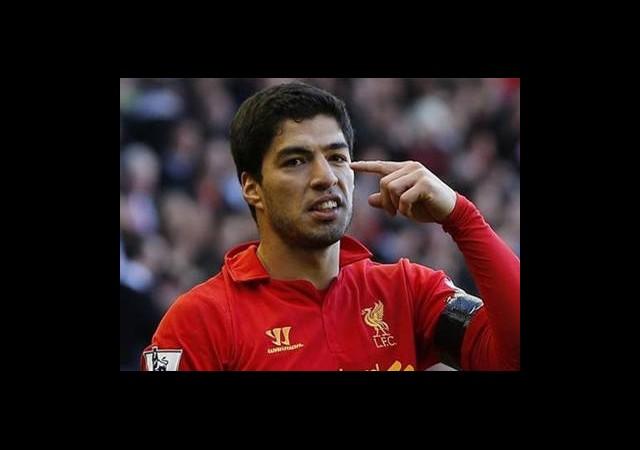 Liverpool'dan Suarez İçin Çılgın Fiyat