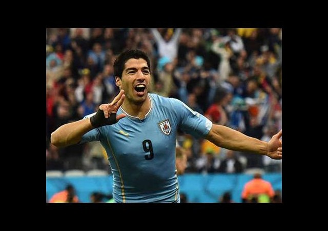 'Suarez Real'de bile oynar'