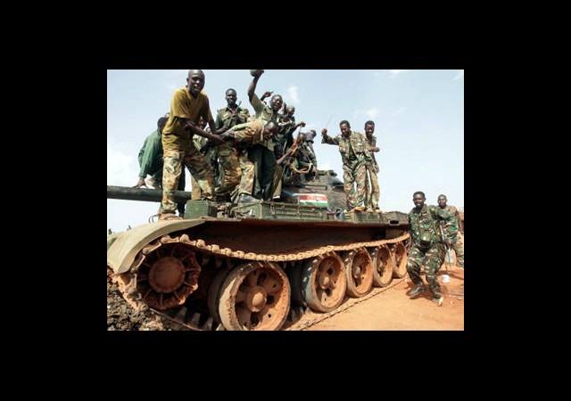 Güney Sudan'da İç Savaş Sürüyor