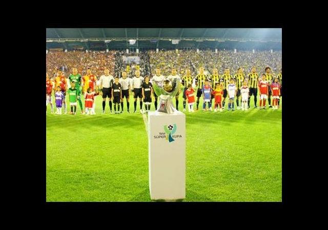 Süper Kupa finalinin biletleri satışa çıktı