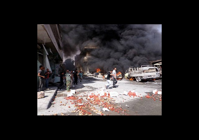 Saldırılarda 170 Kişi Öldü