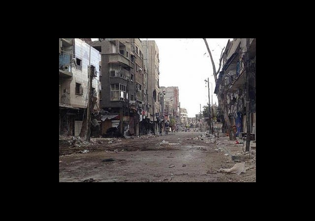 Suriye'de Kan Durmuyor