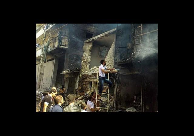 Suriye'deki Ölü Sayısı Artıyor
