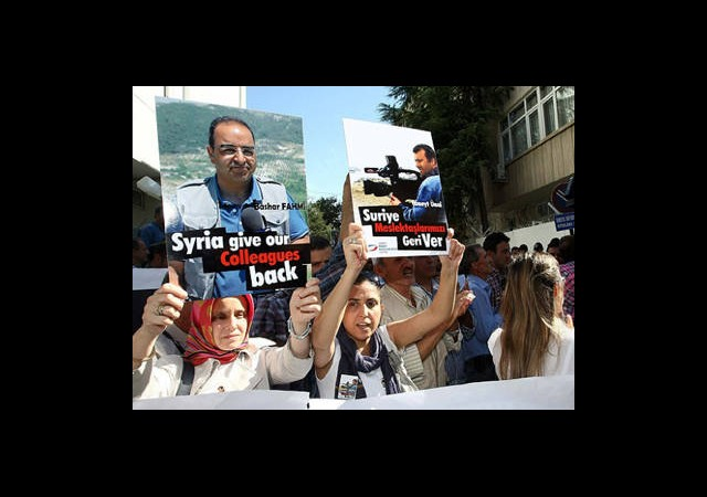 Basın Konseyi'nden Esad'a Mektup