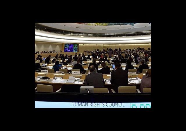 Suriye'ye Güçlü Kınama Kararı
