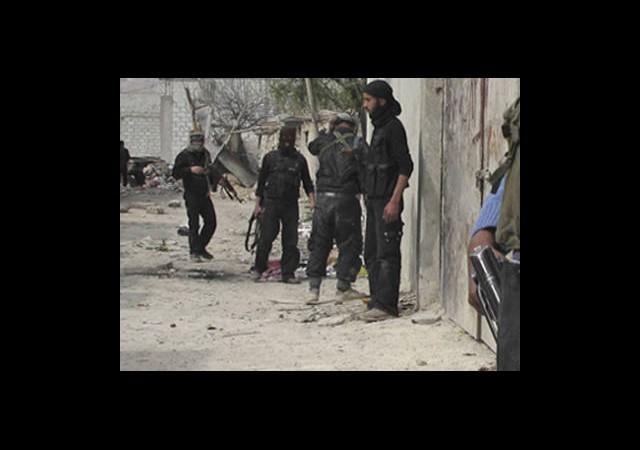 Suriye, İran ve Hizbullah'ın İşgalinde