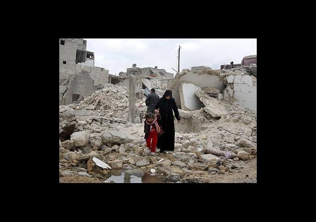 Suriye'de İnsanlık Felaketiyle Karşı Karşıyayız