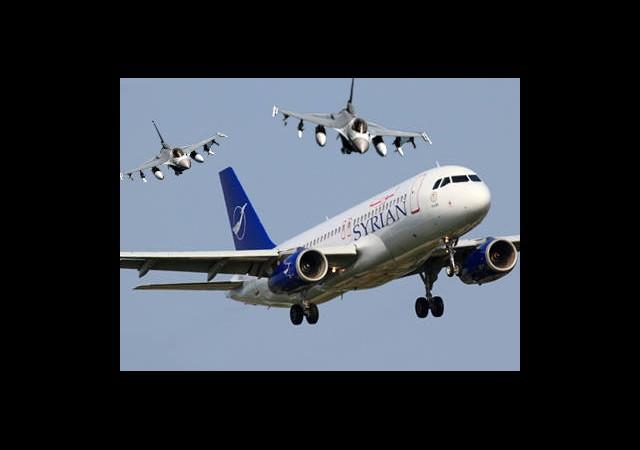 İşte Suriye Uçağında Kolilerden Çıkan Cihazlar