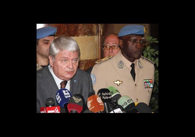 BM Komutanı'na Ateş!