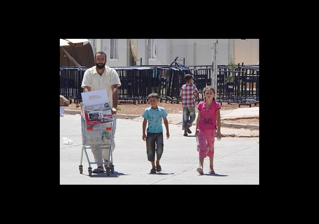 Suriyelilere Misafirperverlik