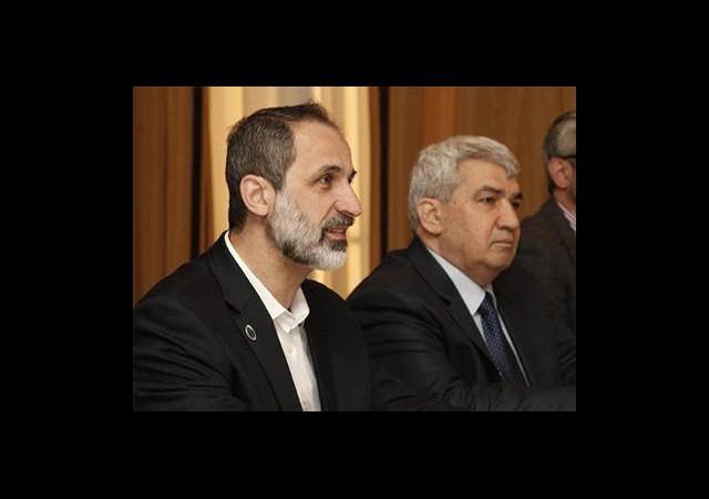Suriyeli Muhalifler 'Başbakan' Seçiyor