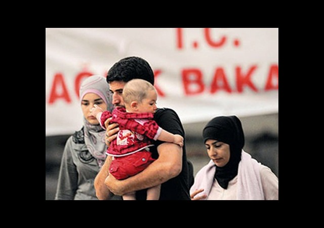 Suriyeliler İçin Ücretsiz Tedavi Dönemi Başladı