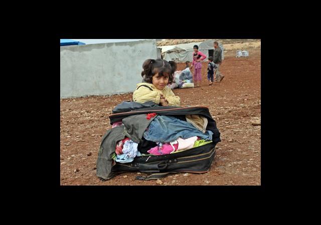 Suriyelilerin Sayısı 100 Bini Geçti