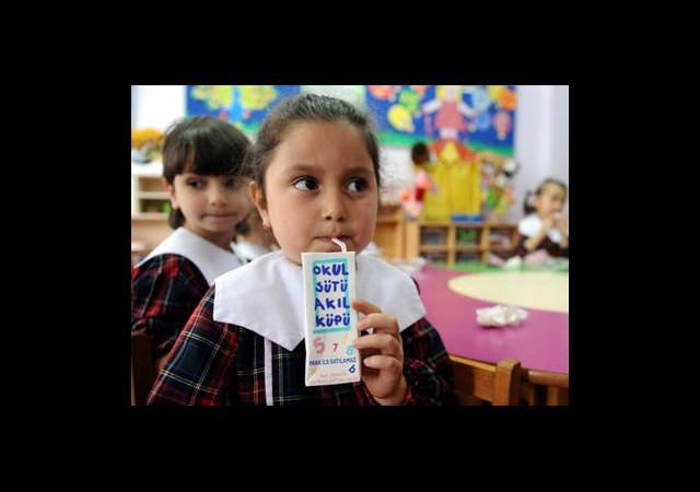 Okul Sütü İhalesi 9 Ocak'ta