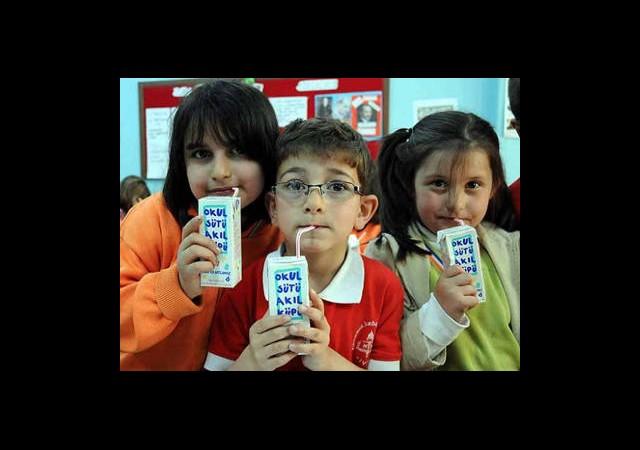 Süte Duyarlı Öğrenciye Süt Yok!