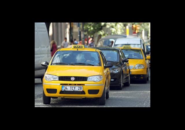 Taksiler Artık Toplu Taşıma Aracı Değil