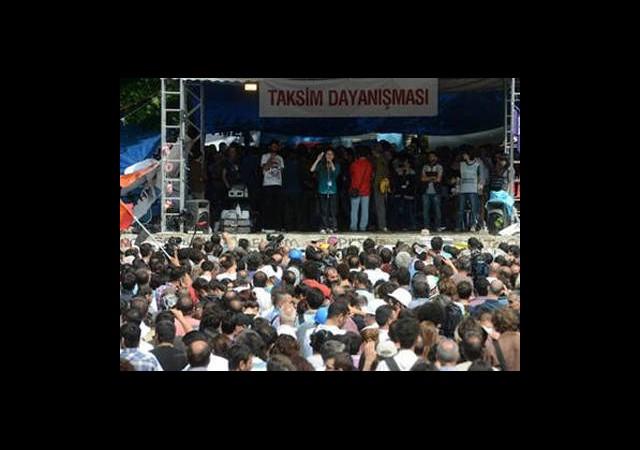 Gezi Parkı'nda Karar Günü
