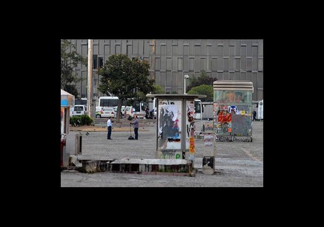 Taksim Ve Çevresinde Son Durum!
