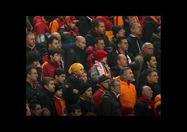 Galatasaray taraftarını çıldırttılar!