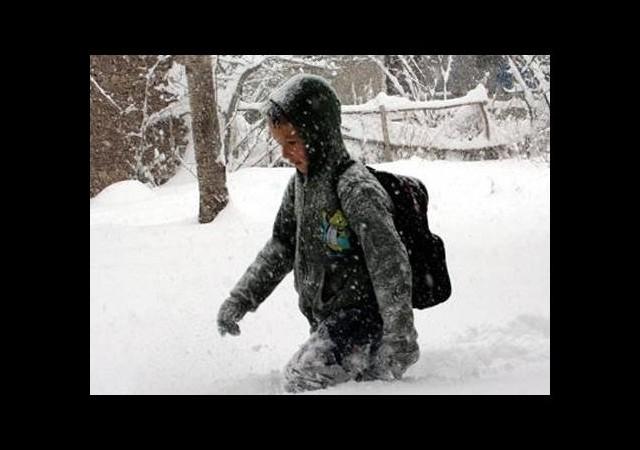 13 Ocak Salı hangi illerde okullar tatil edildi?