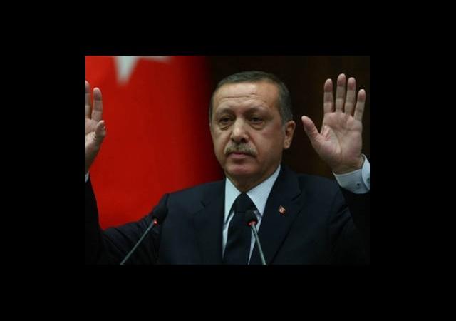Filistinliler Başbakan Erdoğan'a Minnettar