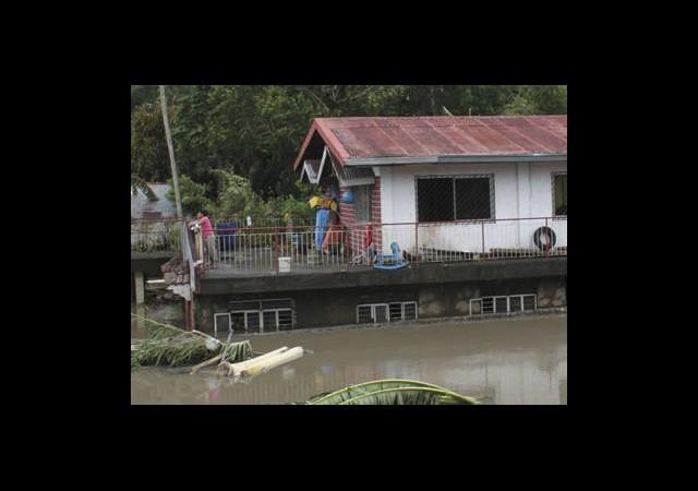 Utor Tayfunu Filipinler'i Vurdu!