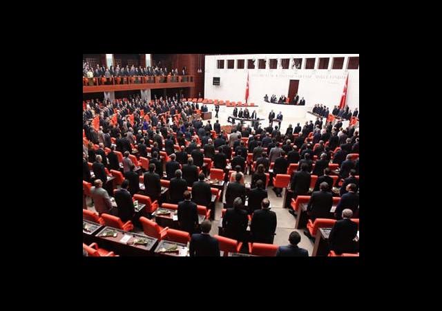 Meclis'in Bütçesi Bakın Ne Kadar Oldu?