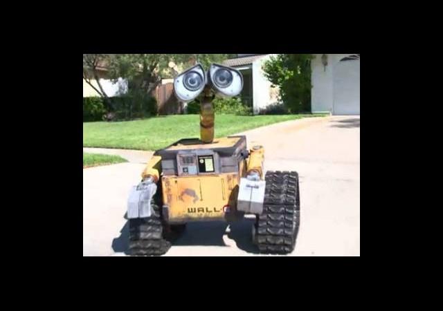 WALL-E Gerçek Oldu