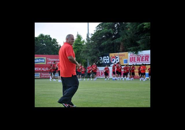 Galatasaray'da Bir İlk