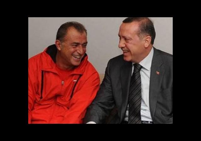 Erdoğan'dan Terim'e Müthiş Jest!