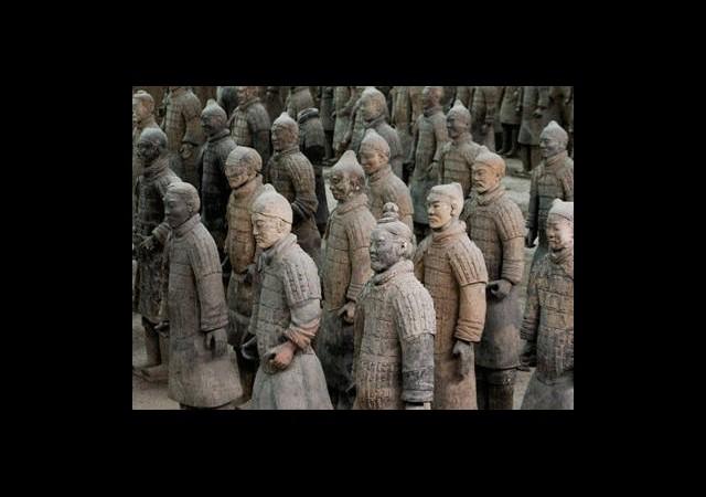 Çin'in Gizemli Ordusu Türkiye'de...