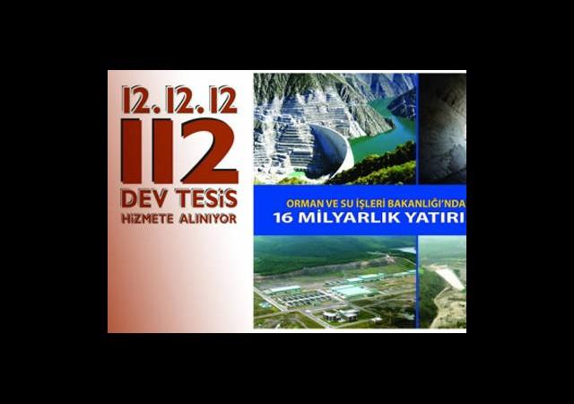 112 Tesis 12.12'de Açılıyor