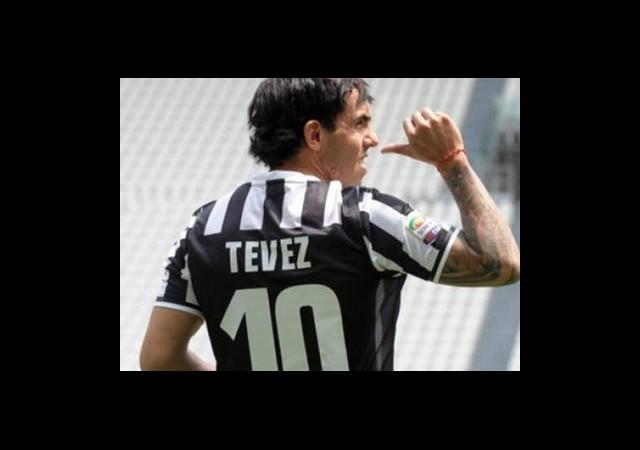 '10 Numara Del Piero'nun, Tevez'in Değil'