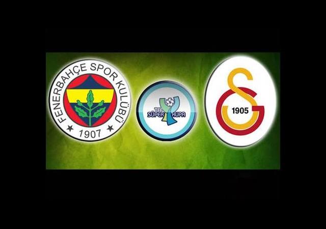 TFF'den Süper Kupa açıklaması!