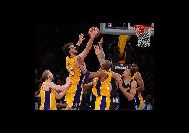 Thunder'ın Rakibi Lakers