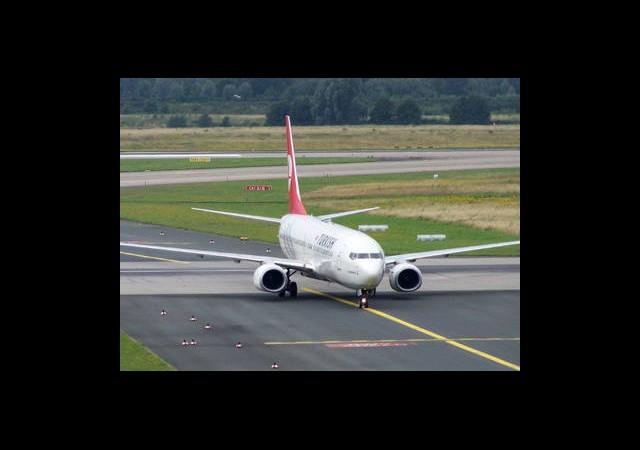 THY Uçağı Zorunlu İniş Yaptı!