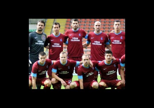 Trabzon'dan Golsüz Prova
