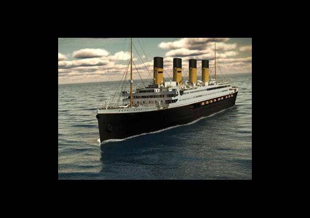 Titanic II İçin Çalışmalar Başladı